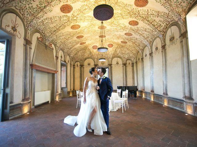 Il matrimonio di Paolo e Martina a Lissone, Monza e Brianza 44