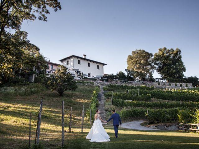 Il matrimonio di Paolo e Martina a Lissone, Monza e Brianza 58