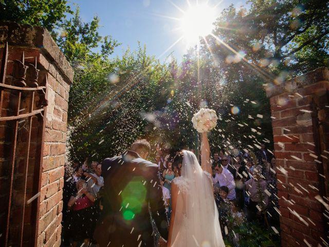 Il matrimonio di Claudio e Giovanna a Asti, Asti 14