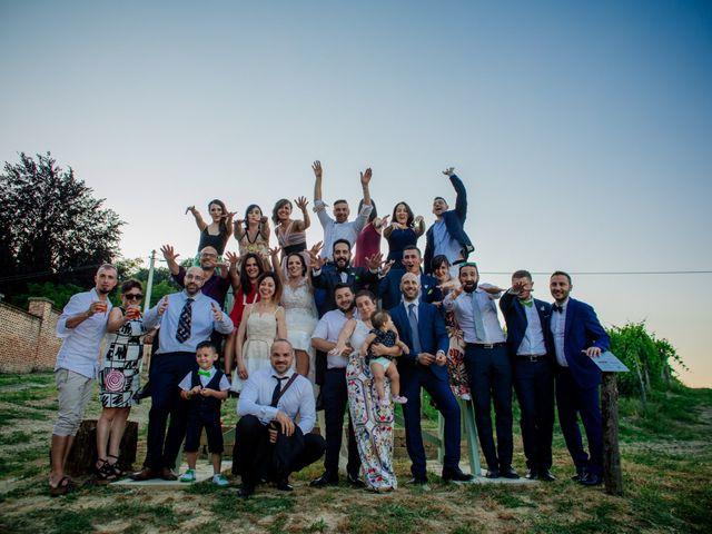 Il matrimonio di Claudio e Giovanna a Asti, Asti 31