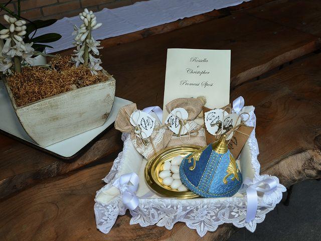 Il matrimonio di Christopher e Rossella a Santo Stefano Ticino, Milano 3