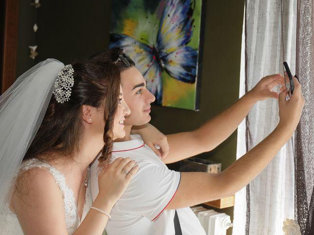 Il matrimonio di Christopher e Rossella a Santo Stefano Ticino, Milano 49
