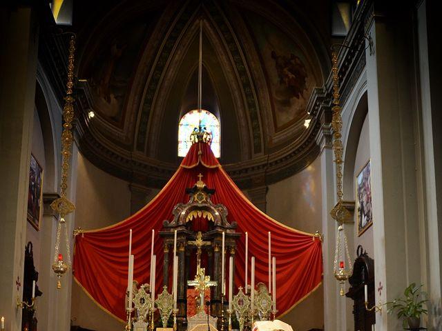 Il matrimonio di Christopher e Rossella a Santo Stefano Ticino, Milano 51