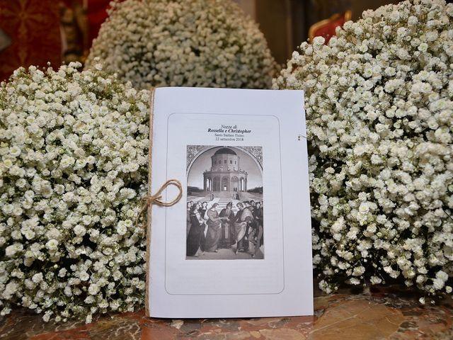 Il matrimonio di Christopher e Rossella a Santo Stefano Ticino, Milano 52