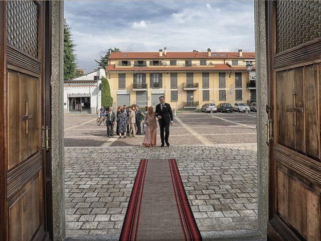 Il matrimonio di Christopher e Rossella a Santo Stefano Ticino, Milano 53