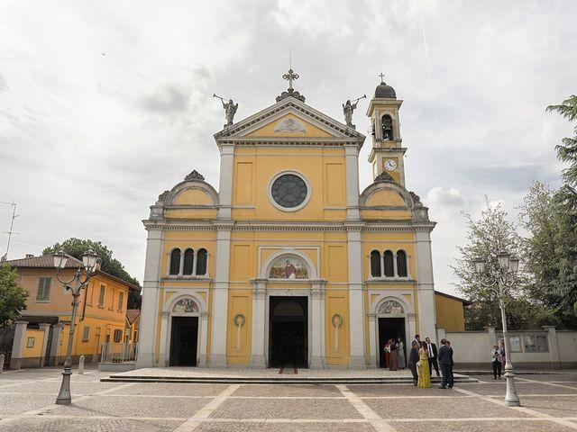 Il matrimonio di Christopher e Rossella a Santo Stefano Ticino, Milano 54