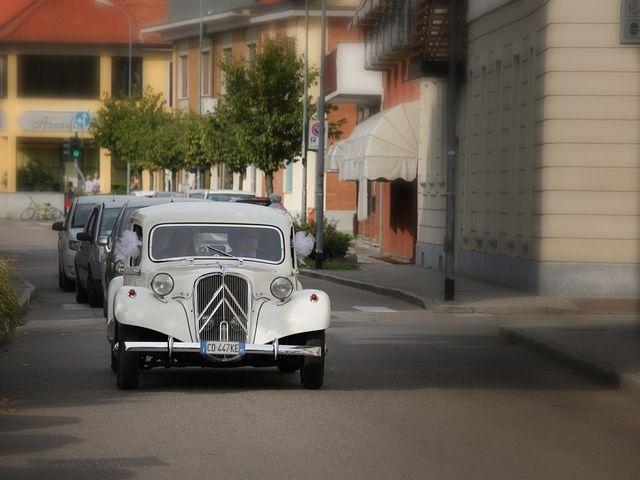 Il matrimonio di Christopher e Rossella a Santo Stefano Ticino, Milano 58