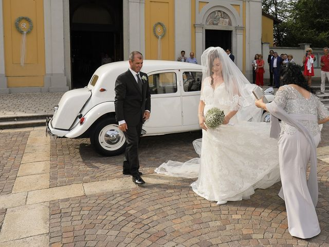 Il matrimonio di Christopher e Rossella a Santo Stefano Ticino, Milano 60
