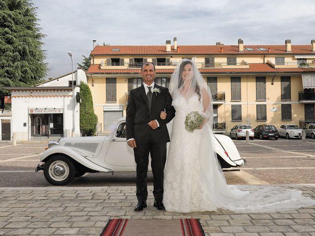 Il matrimonio di Christopher e Rossella a Santo Stefano Ticino, Milano 62