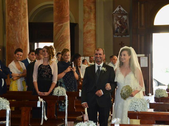 Il matrimonio di Christopher e Rossella a Santo Stefano Ticino, Milano 66