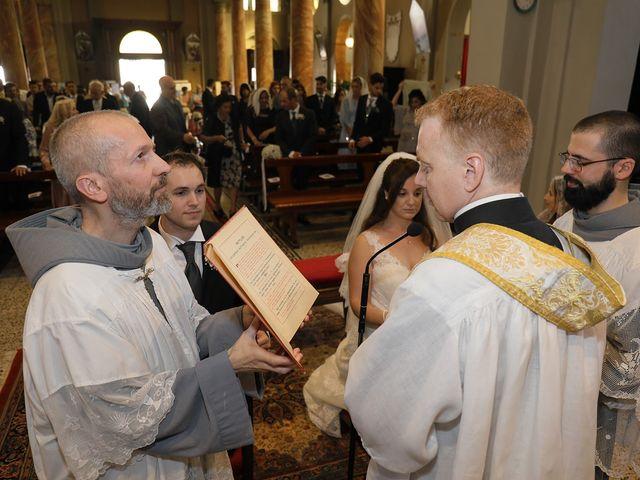 Il matrimonio di Christopher e Rossella a Santo Stefano Ticino, Milano 70