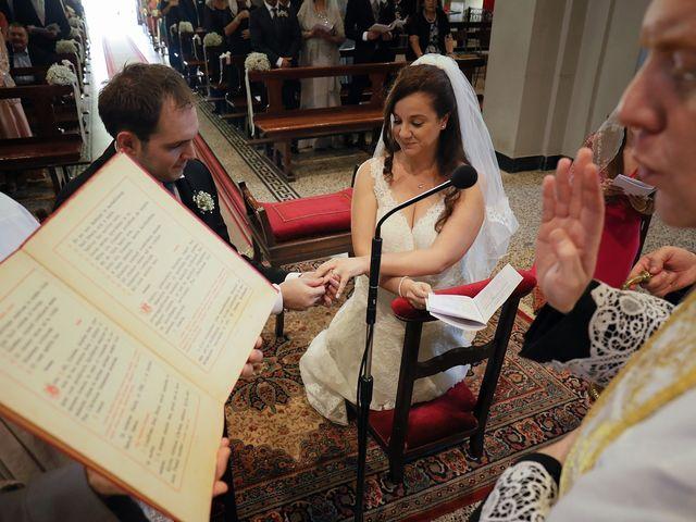 Il matrimonio di Christopher e Rossella a Santo Stefano Ticino, Milano 78