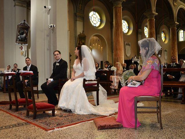Il matrimonio di Christopher e Rossella a Santo Stefano Ticino, Milano 81