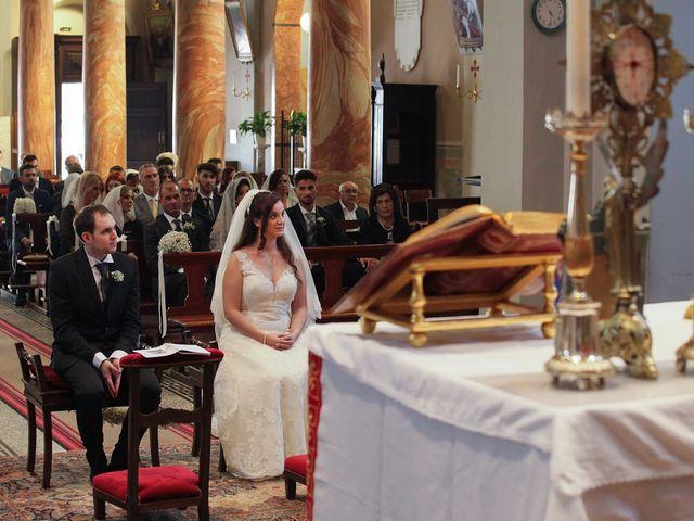 Il matrimonio di Christopher e Rossella a Santo Stefano Ticino, Milano 82