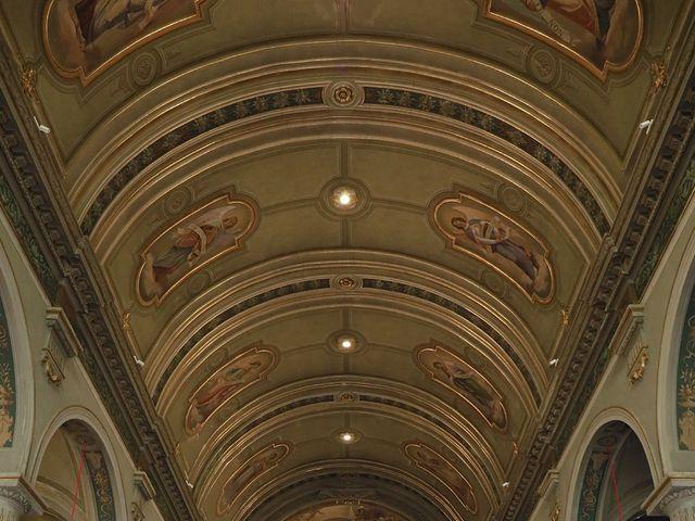 Il matrimonio di Christopher e Rossella a Santo Stefano Ticino, Milano 83