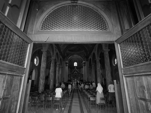 Il matrimonio di Christopher e Rossella a Santo Stefano Ticino, Milano 84