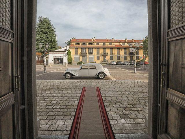 Il matrimonio di Christopher e Rossella a Santo Stefano Ticino, Milano 86
