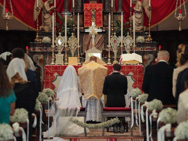Il matrimonio di Christopher e Rossella a Santo Stefano Ticino, Milano 87
