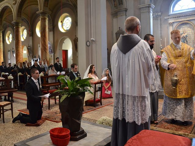 Il matrimonio di Christopher e Rossella a Santo Stefano Ticino, Milano 88