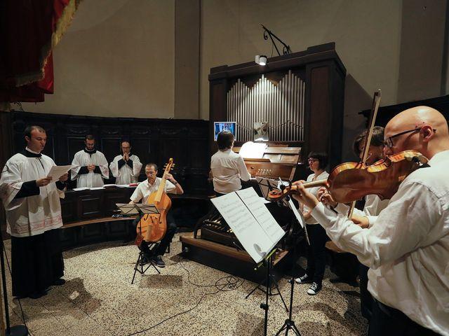 Il matrimonio di Christopher e Rossella a Santo Stefano Ticino, Milano 90