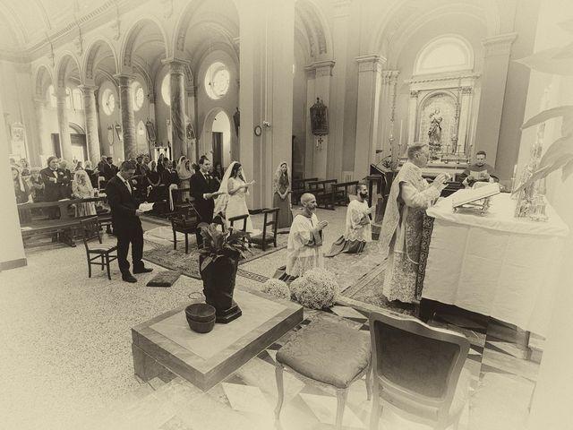 Il matrimonio di Christopher e Rossella a Santo Stefano Ticino, Milano 92