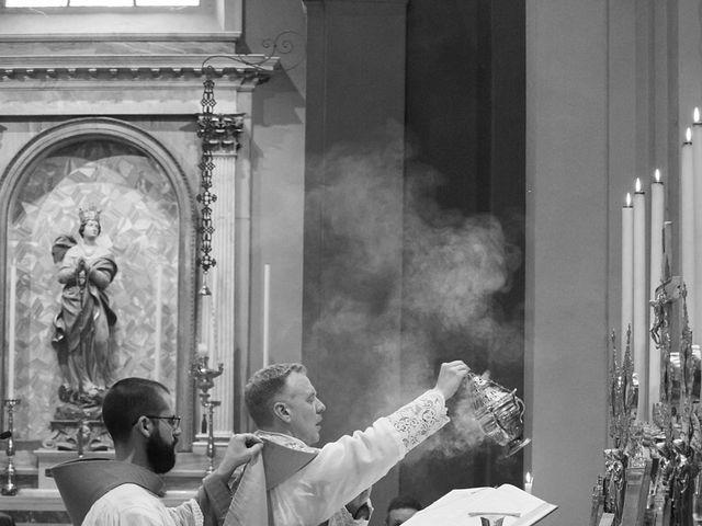Il matrimonio di Christopher e Rossella a Santo Stefano Ticino, Milano 97
