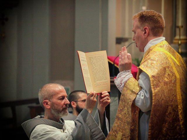 Il matrimonio di Christopher e Rossella a Santo Stefano Ticino, Milano 99