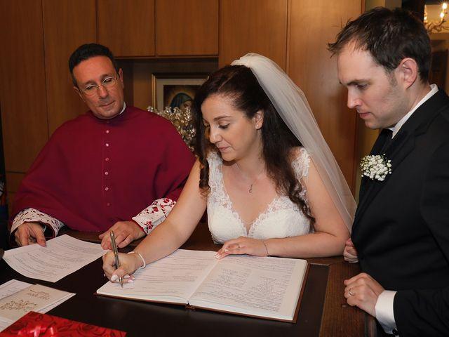 Il matrimonio di Christopher e Rossella a Santo Stefano Ticino, Milano 100