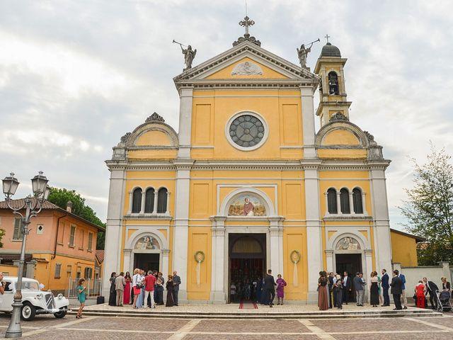 Il matrimonio di Christopher e Rossella a Santo Stefano Ticino, Milano 105