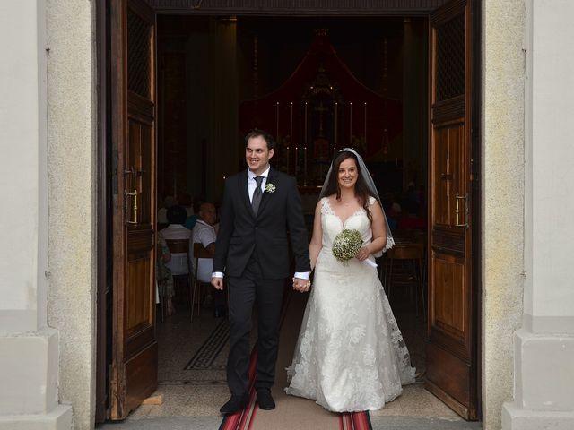 Il matrimonio di Christopher e Rossella a Santo Stefano Ticino, Milano 107