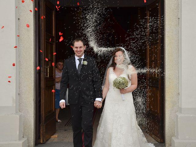 Il matrimonio di Christopher e Rossella a Santo Stefano Ticino, Milano 108