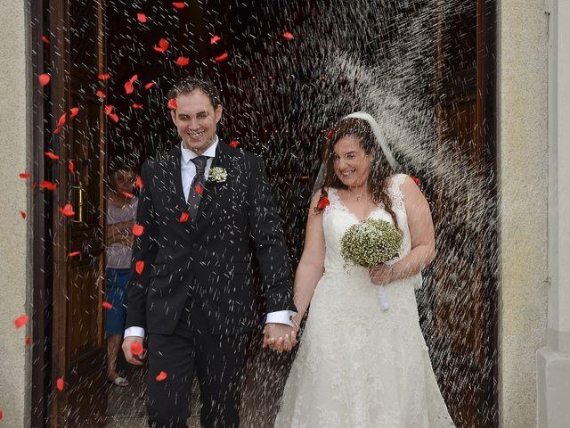 Il matrimonio di Christopher e Rossella a Santo Stefano Ticino, Milano 110