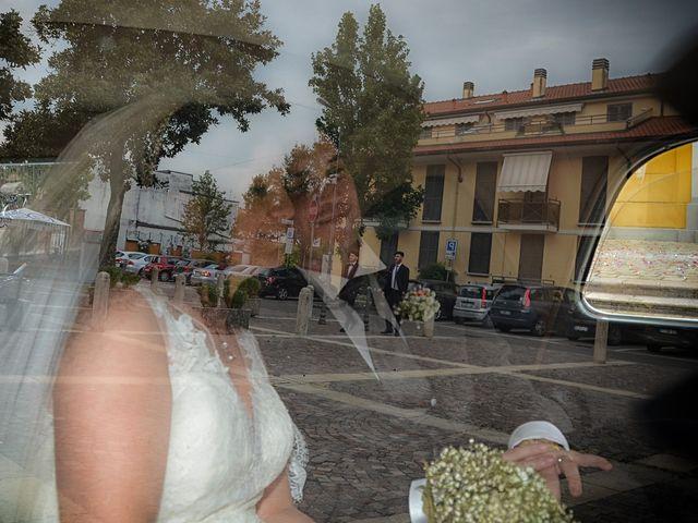 Il matrimonio di Christopher e Rossella a Santo Stefano Ticino, Milano 117