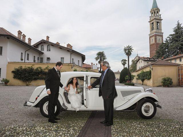 Il matrimonio di Christopher e Rossella a Santo Stefano Ticino, Milano 118