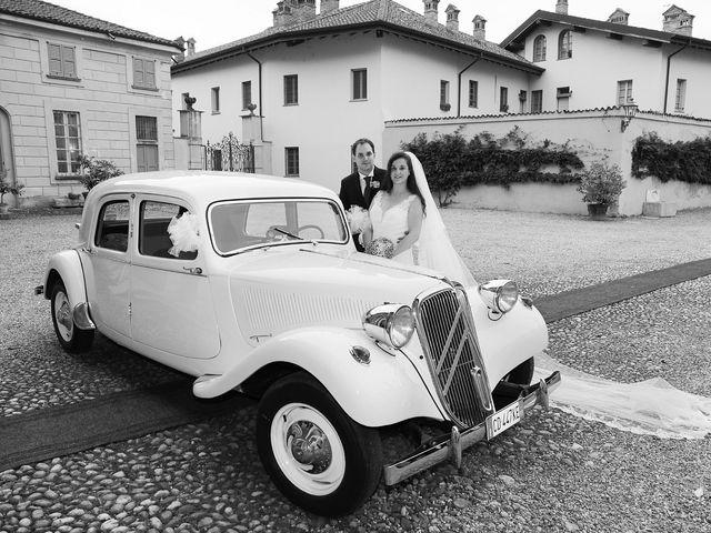 Il matrimonio di Christopher e Rossella a Santo Stefano Ticino, Milano 120