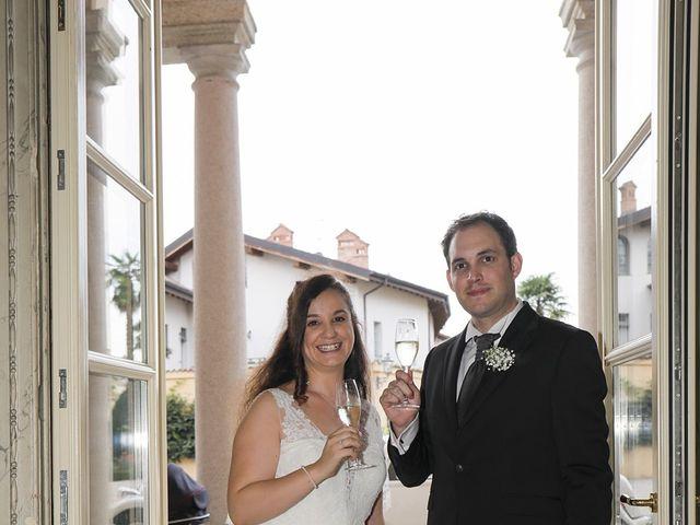Il matrimonio di Christopher e Rossella a Santo Stefano Ticino, Milano 121