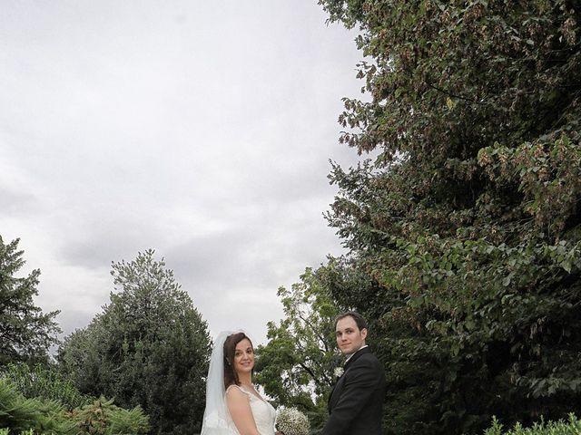 Il matrimonio di Christopher e Rossella a Santo Stefano Ticino, Milano 124