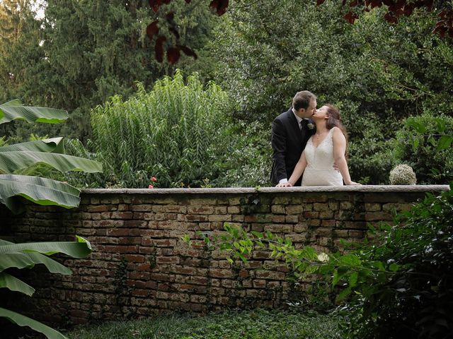 Il matrimonio di Christopher e Rossella a Santo Stefano Ticino, Milano 127