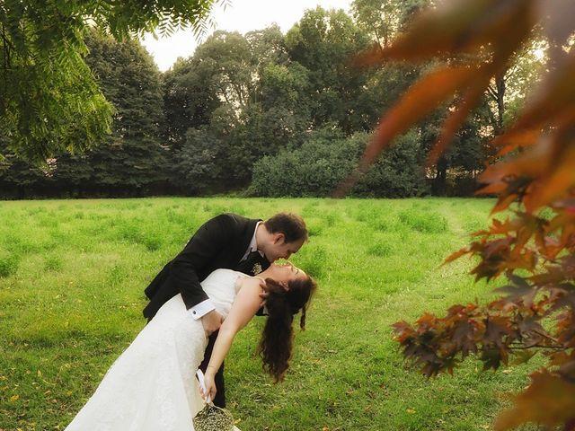 Il matrimonio di Christopher e Rossella a Santo Stefano Ticino, Milano 1