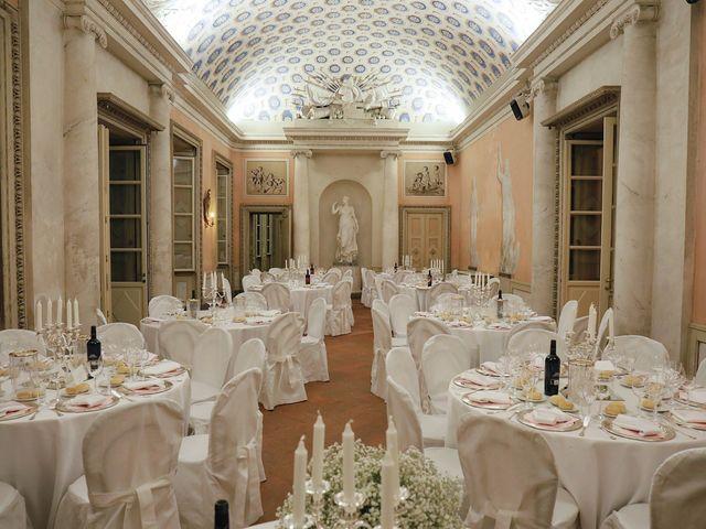Il matrimonio di Christopher e Rossella a Santo Stefano Ticino, Milano 140