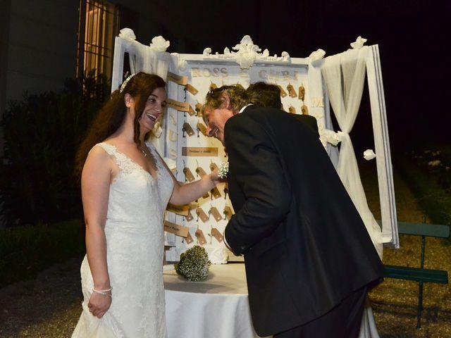 Il matrimonio di Christopher e Rossella a Santo Stefano Ticino, Milano 141