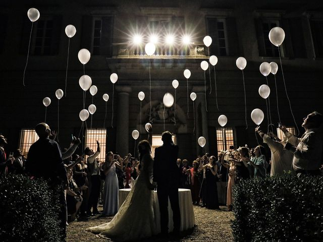 Le nozze di Rossella e Christopher