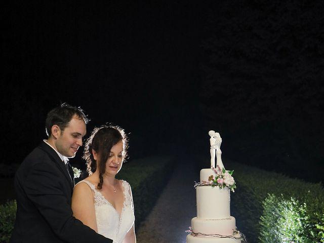 Il matrimonio di Christopher e Rossella a Santo Stefano Ticino, Milano 154