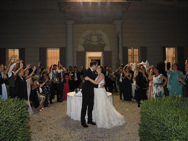 Il matrimonio di Christopher e Rossella a Santo Stefano Ticino, Milano 156