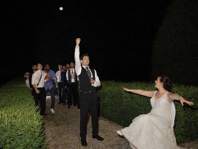 Il matrimonio di Christopher e Rossella a Santo Stefano Ticino, Milano 163