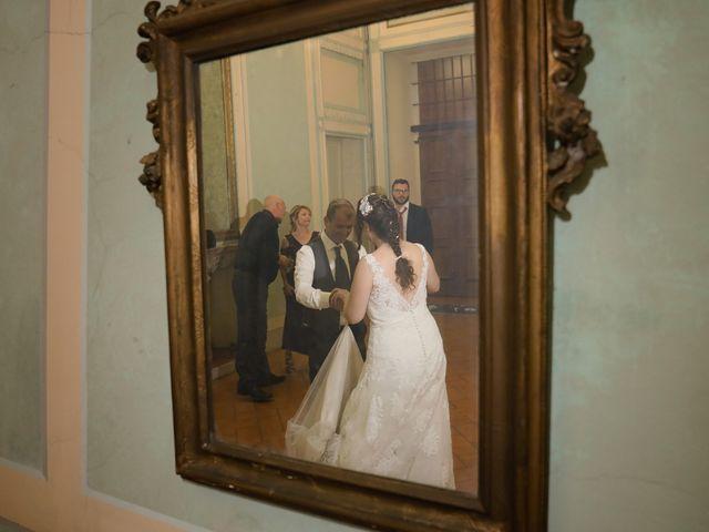 Il matrimonio di Christopher e Rossella a Santo Stefano Ticino, Milano 165