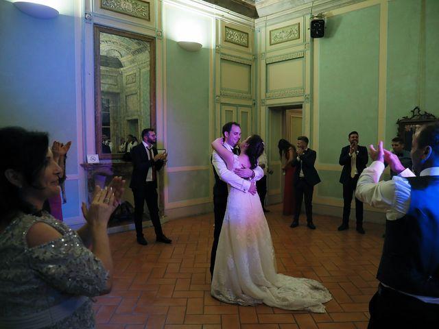 Il matrimonio di Christopher e Rossella a Santo Stefano Ticino, Milano 167