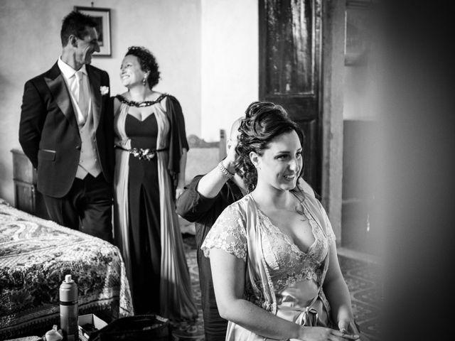Il matrimonio di Luca e Chiara a San Martino al Cimino, Viterbo 2