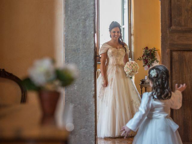 Il matrimonio di Luca e Chiara a San Martino al Cimino, Viterbo 5