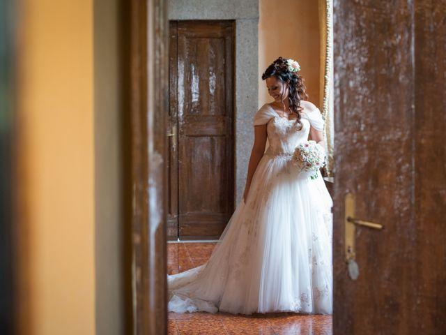 Il matrimonio di Luca e Chiara a San Martino al Cimino, Viterbo 7